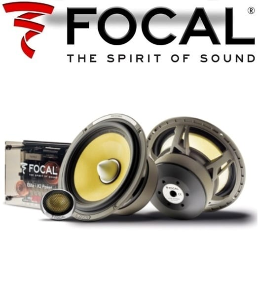 Focal Elite K2Power ES165KX2