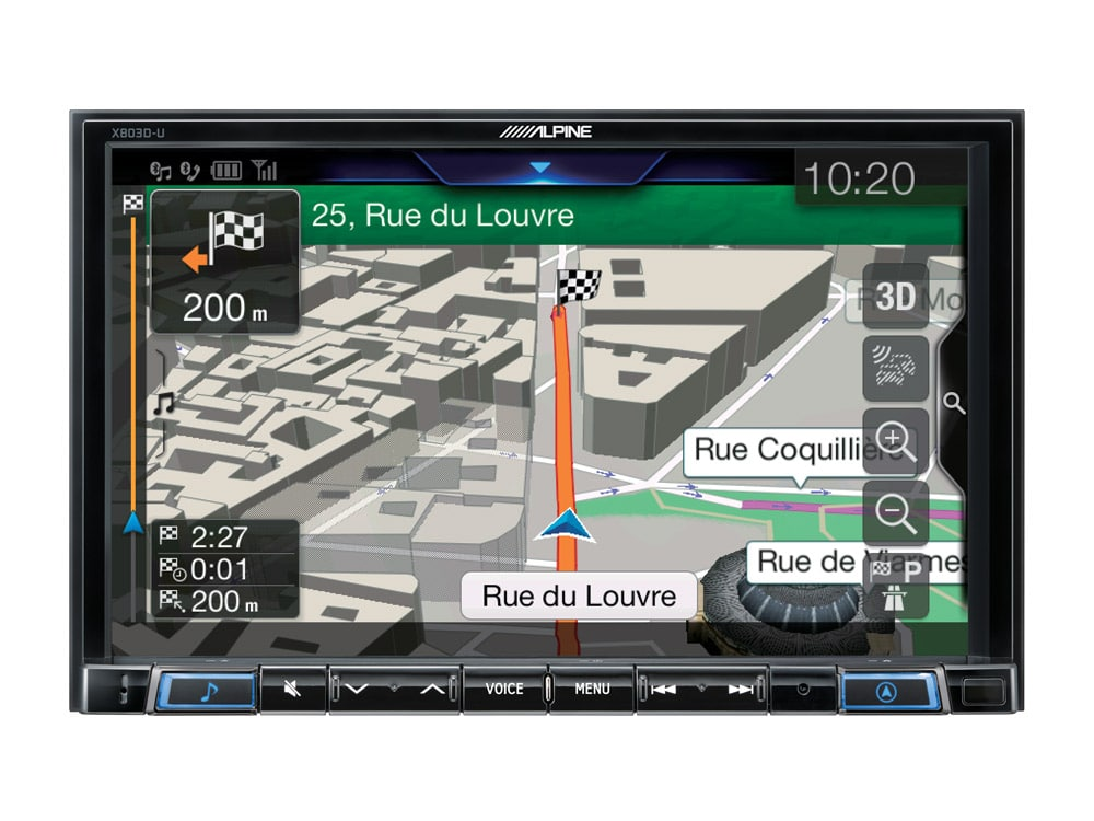 Navigation-System-X803DC-U-3D-map-2