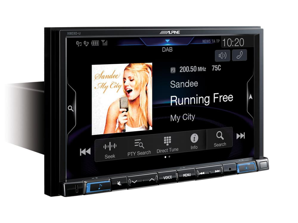 Navigation-System-X803DC-U-DAB-Car-Radio
