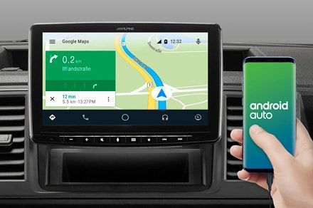 iLX-F903D-Online-Navigation-with-Android-Auto
