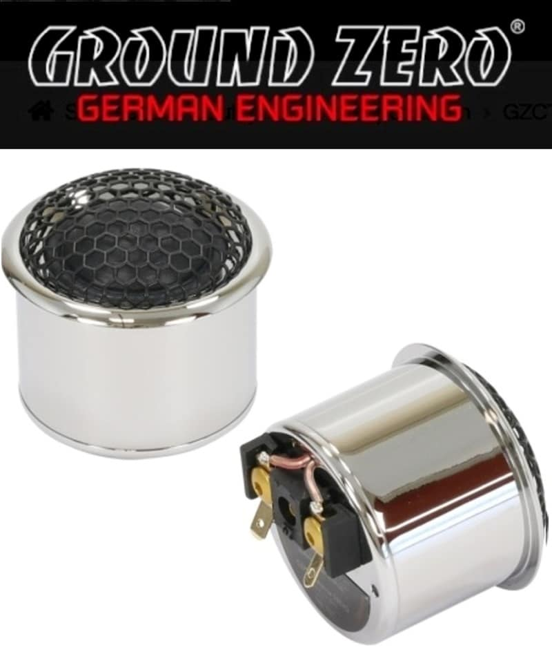 Ground Zero GZPT Reference 28EVO