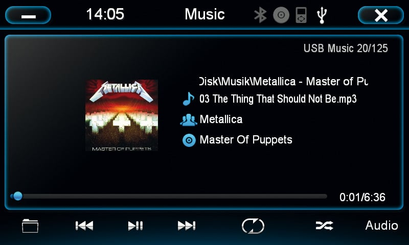 multimedia-player