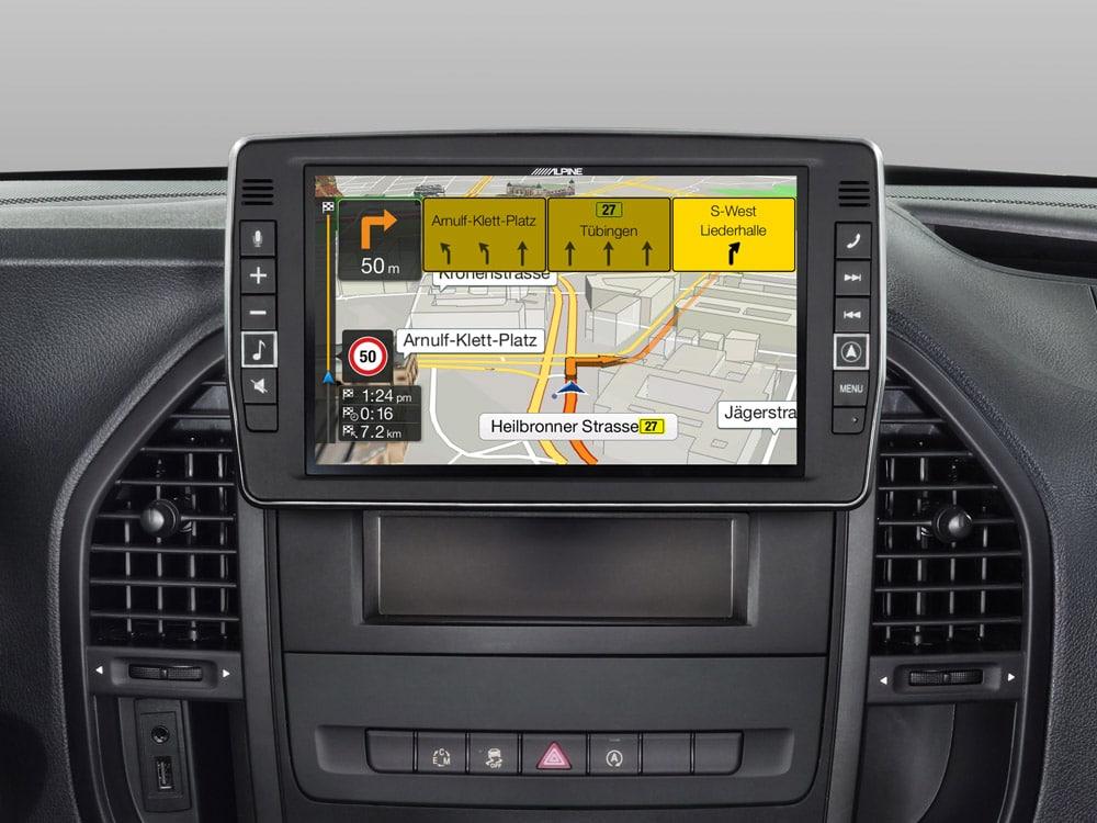 Mercedes-Vito-Navigation-X902D-V447