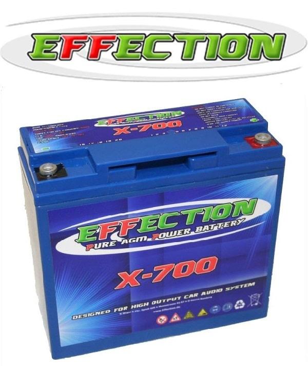 effection- x – 700- pure – agm – batterie