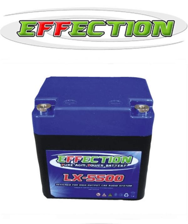 effection lx5500