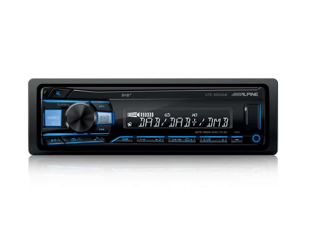 UTE-202DAB_DIGITAL-MEDIA-DAB-RECEIVER_front