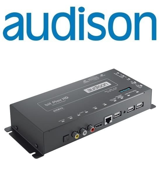 Audison bit Play HD