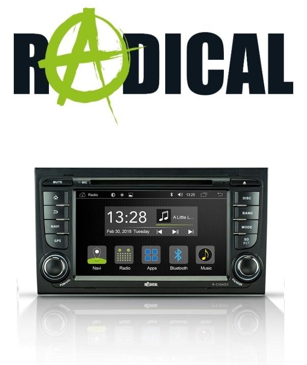 RADICAL AUDI A4