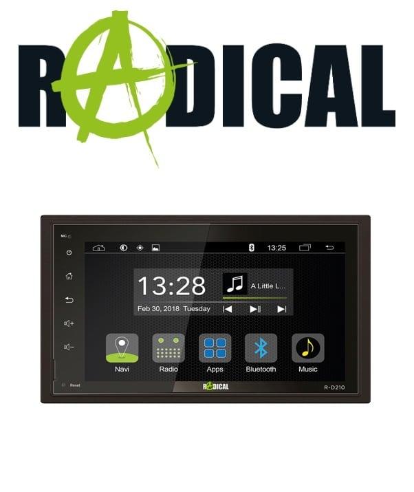 RADICAL D210
