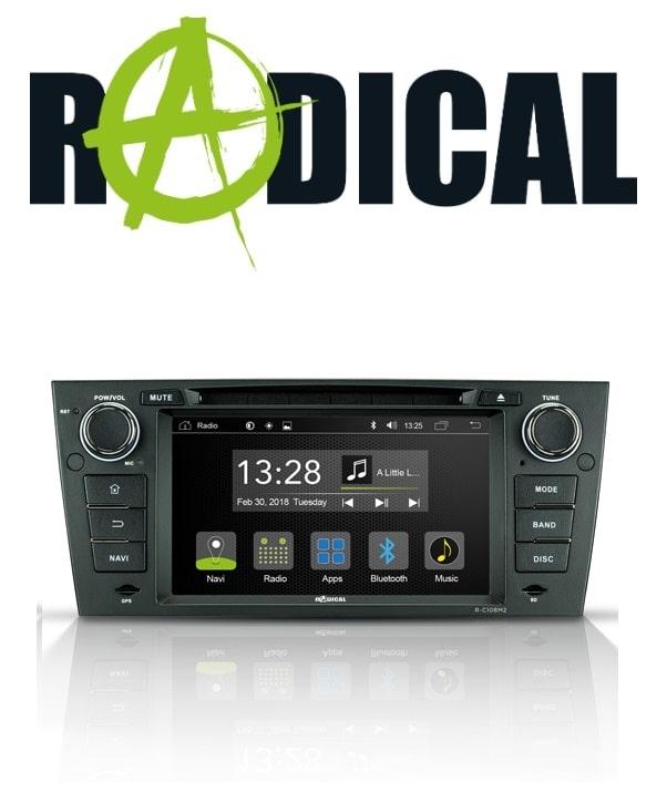 RADICAL bmw e90 3er