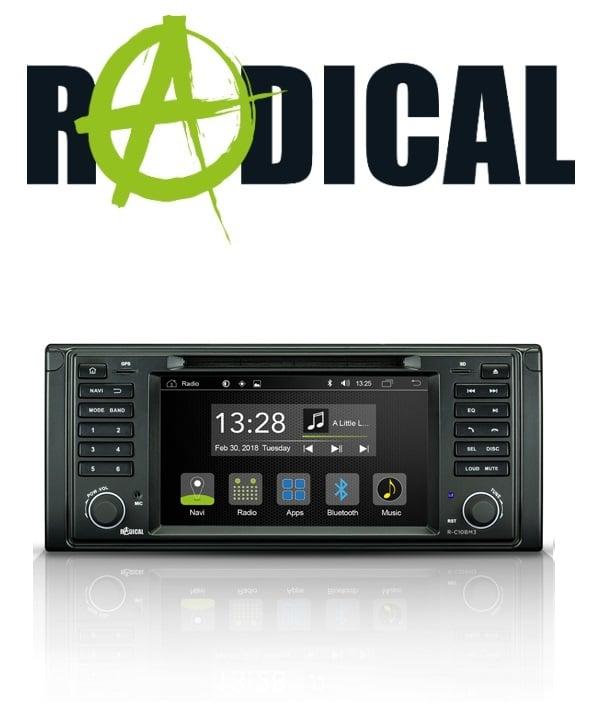 RADICAL bmw e90 5er