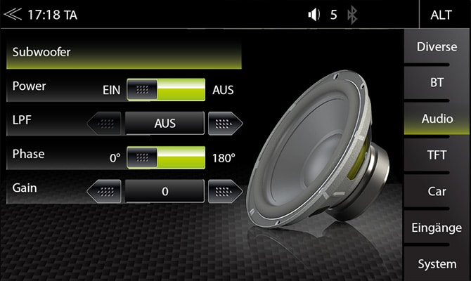 Z-N956_subwoofer-audio-menu