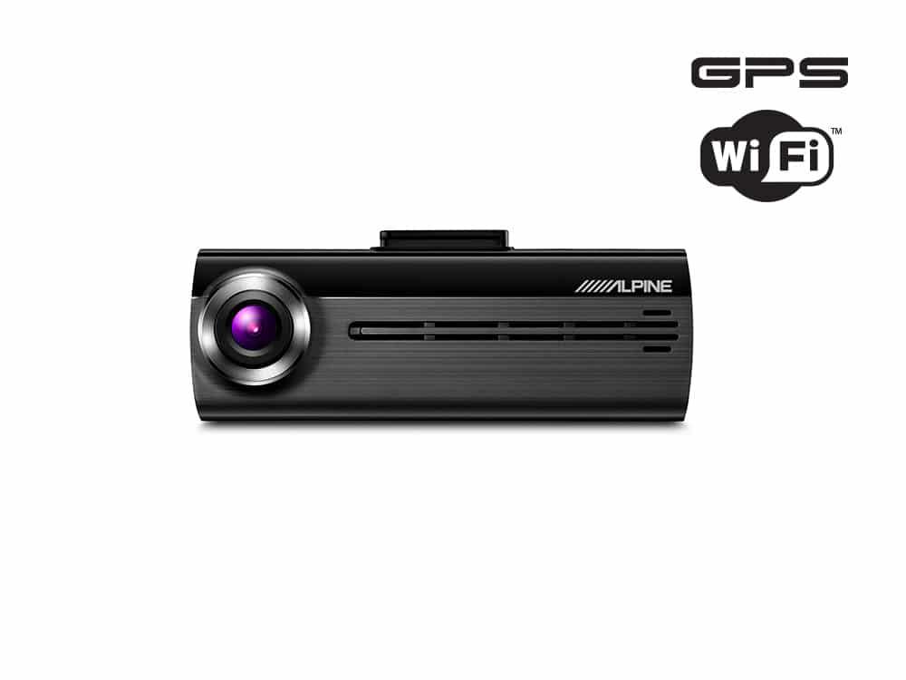 DVR-F200_Alpine-Advanced-WiFi-Dash-Cam-GPS-WiFi