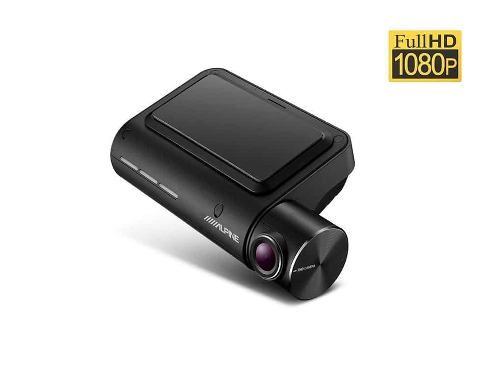 DVR-F800PRO_Alpine-ADAS-Dash-Cam_angle_Full_HD
