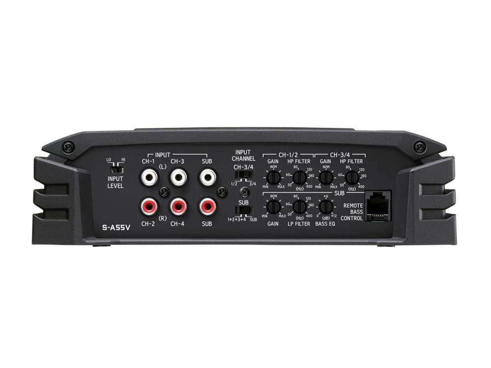 5-Channel-Power-Amplifier_S-A55V_R-Side