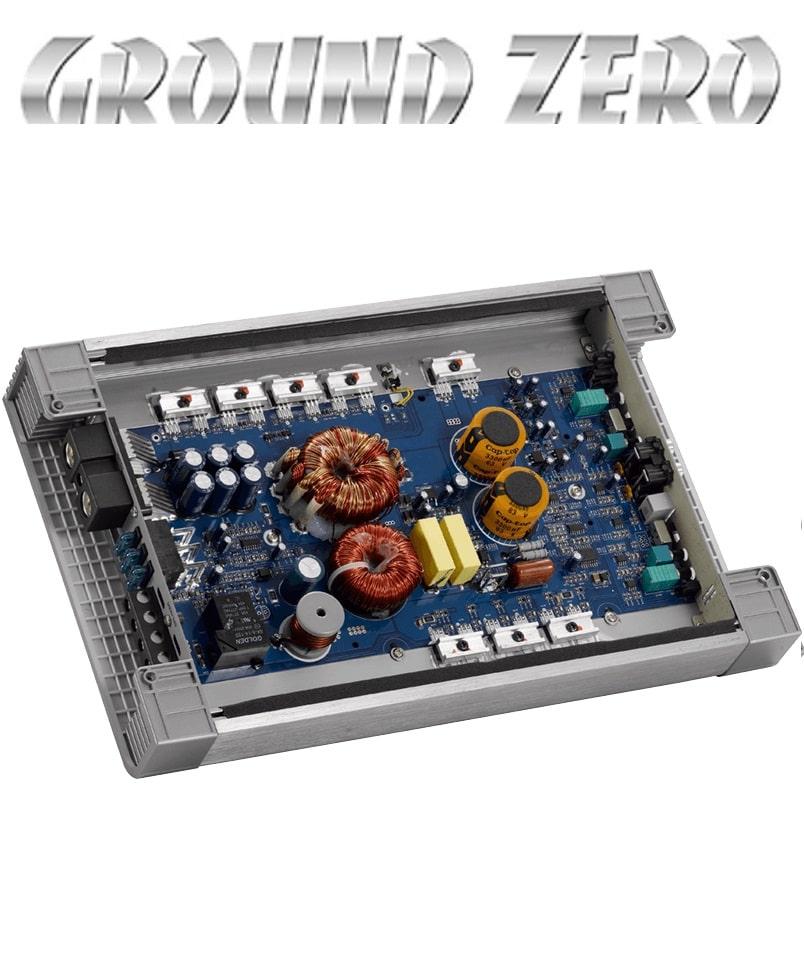 Ground Zero GZTA 1.800DX-II