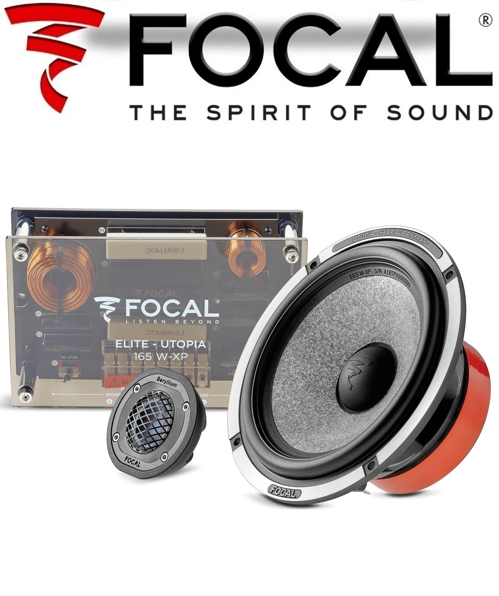 focal 165w-xp