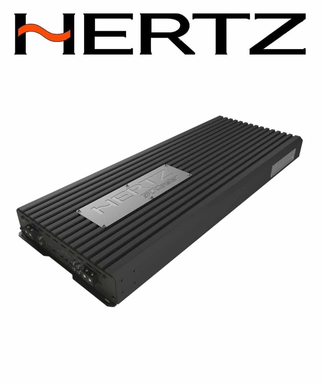 hertz monster