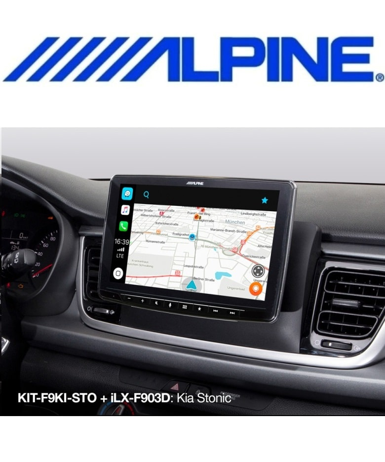 Android-Auto-Map-in-Kia-Stonic-iLX-F903D_with_KIT-F9KI-STO-