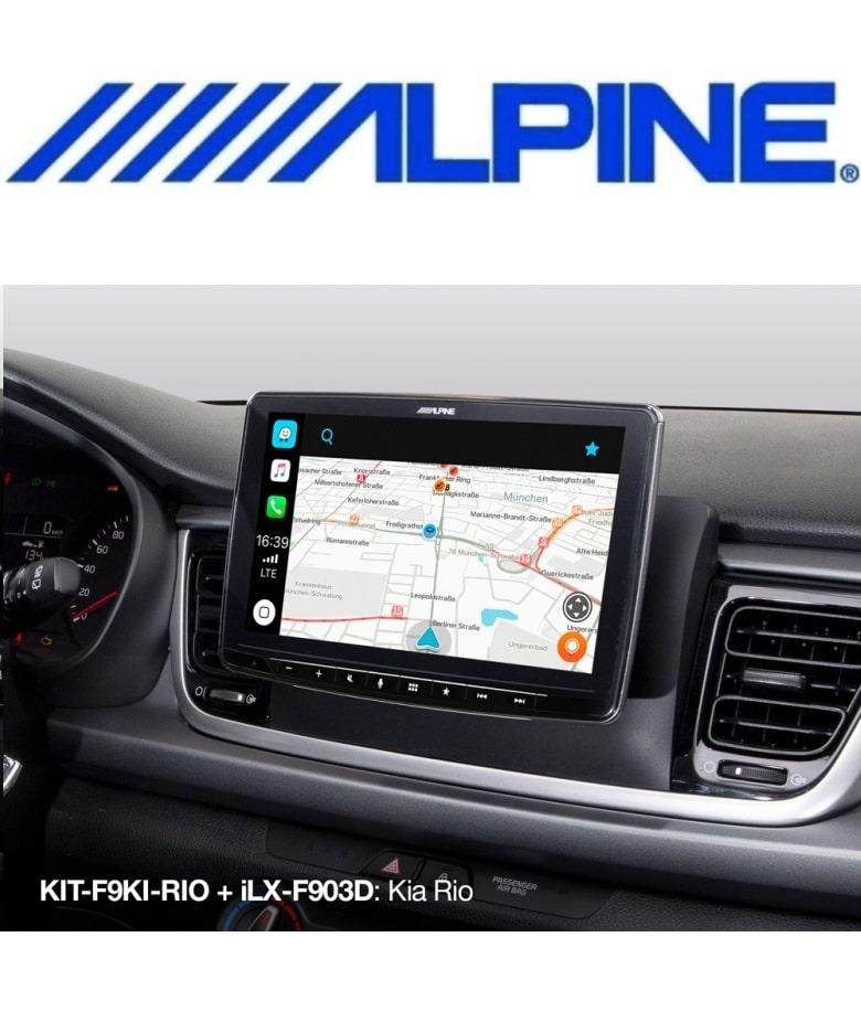 Android-Auto-Map-in-Kia-Stonic-iLX-F903D_with_KIT-F9KI-STO-