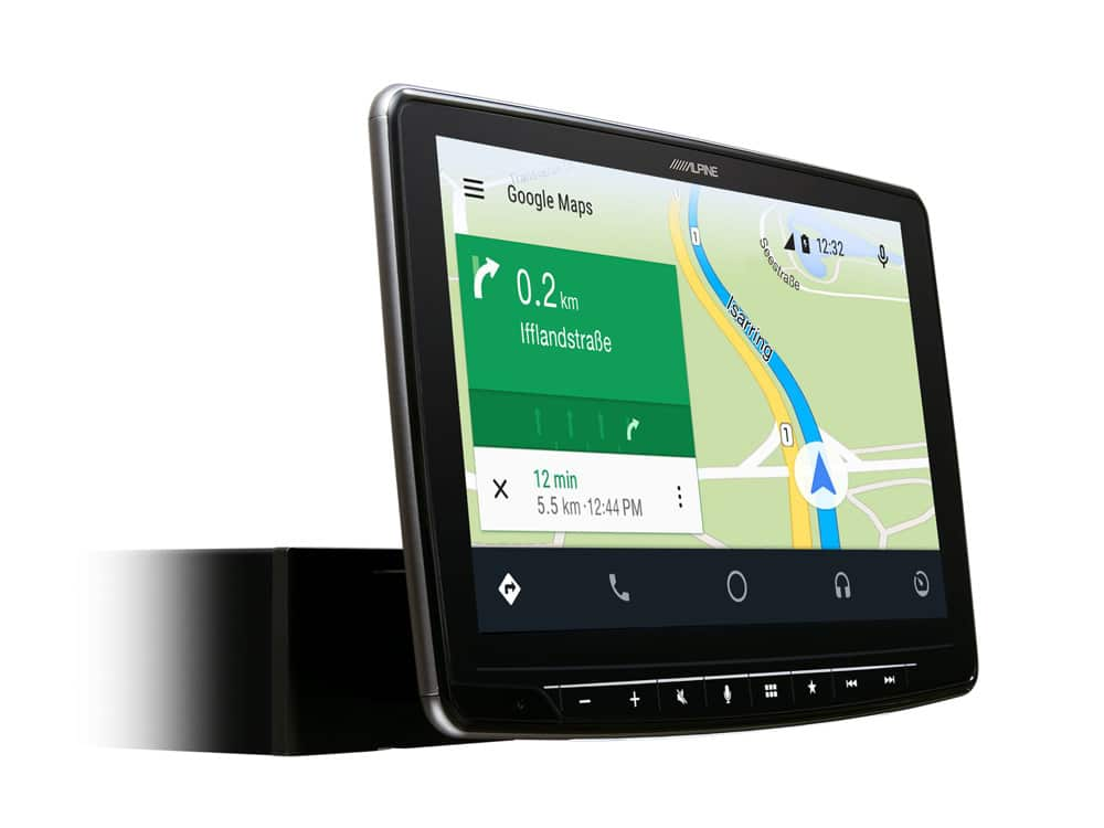Online-Navigation-iLX-F903S907-AndroidAuto-map-for-Mercedes-Sprinter