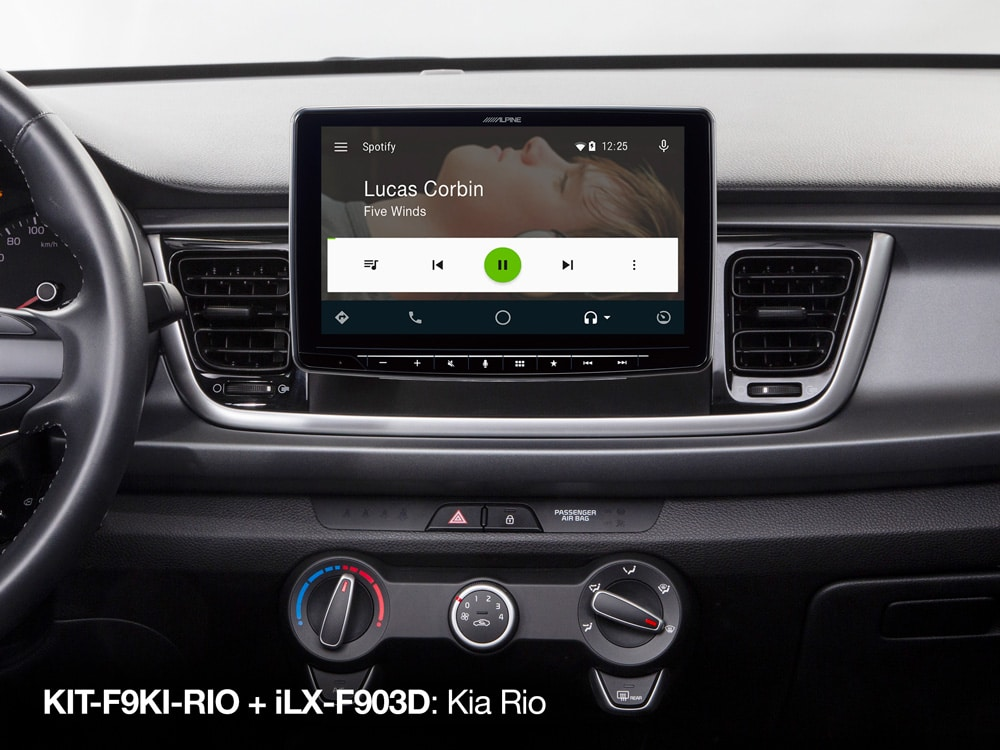 Spotify-Screen-in-Kio-iLX-F903D_with_KIT-F9KI-RIO