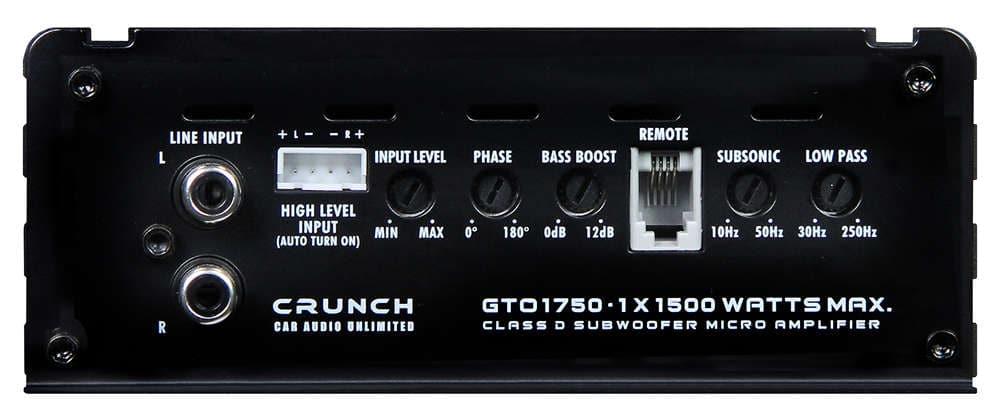 crunch gto 1750-2