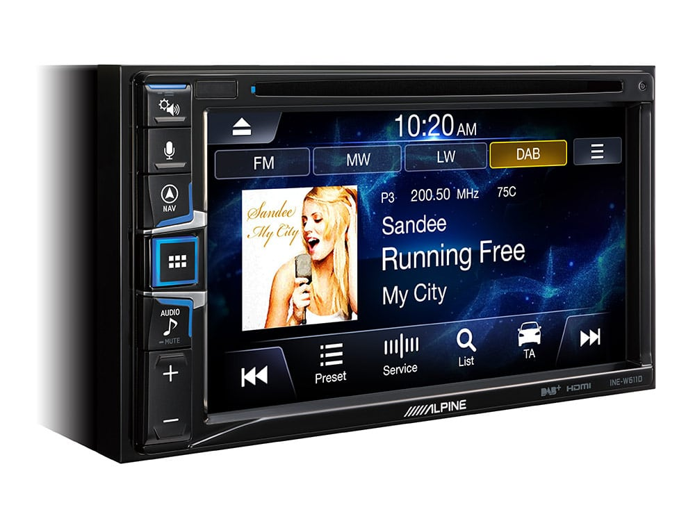 INE-W611D-built-in-Navigation-DAB-Plus