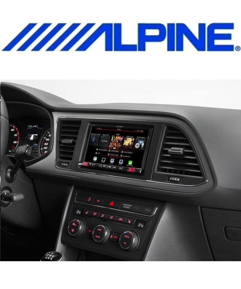Alpine INE-W720LEON