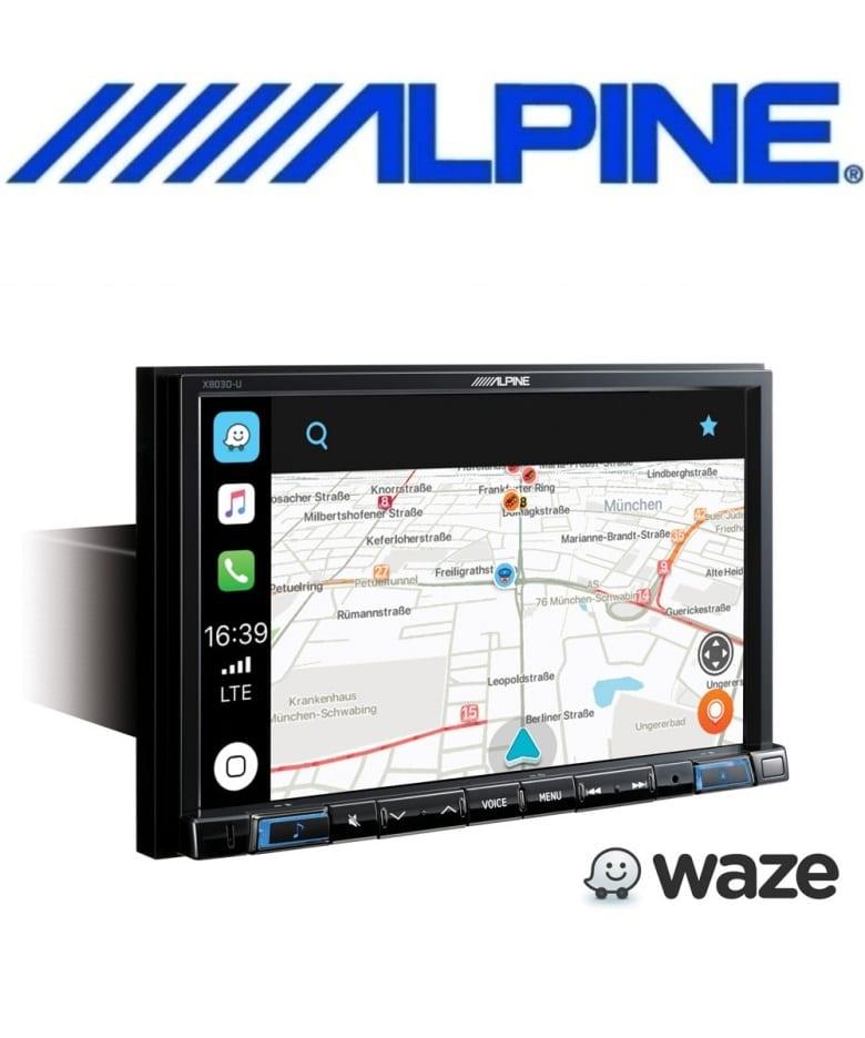 Alpine X803DC-U
