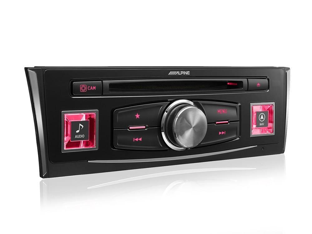 Audi-A4-Alpine-Control-Panel-X703D-A4