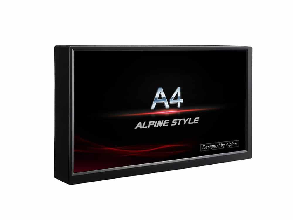Audi-A4-Navigation-System-X703D-A4-Opening-Screen