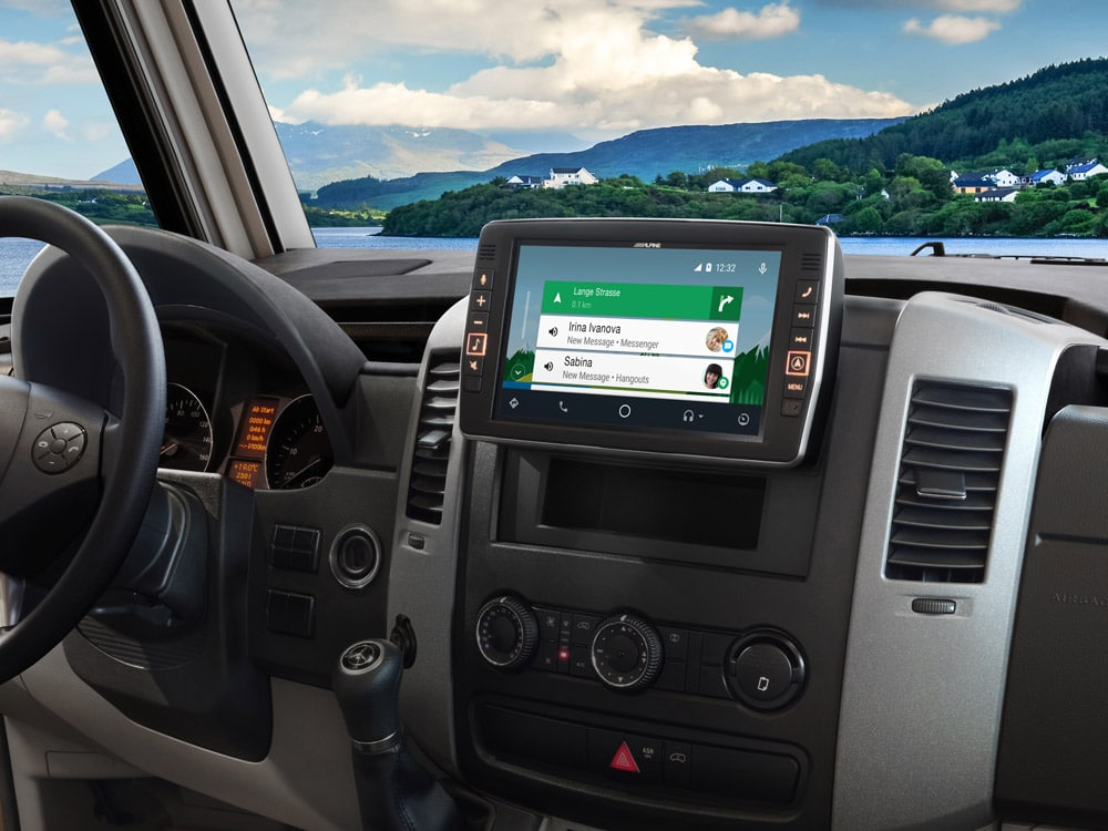 Mercedes-Sprinter-Android-Auto-X903D-S906