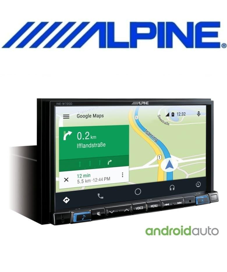 alpine ine-w720dc