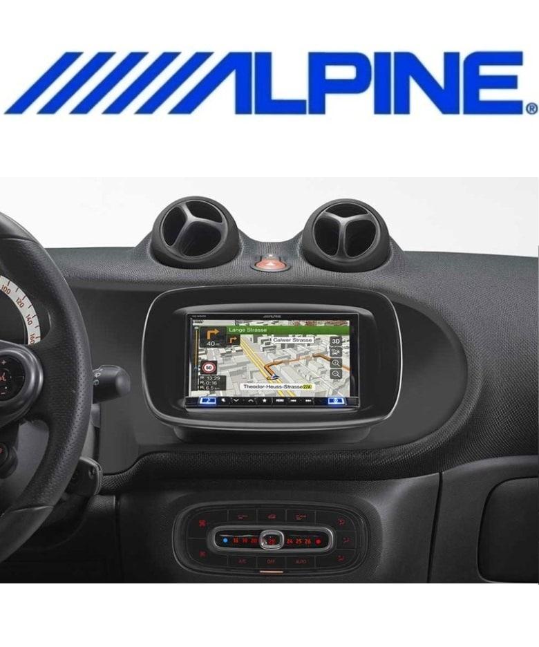 Alpine INE-W720S453B
