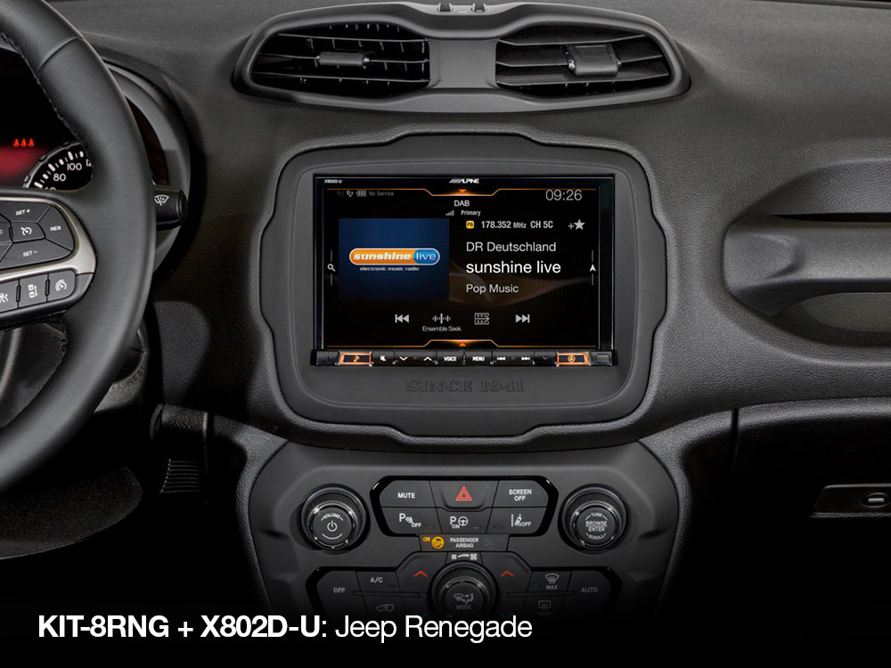X802D-U-in-Jeep-Renegade-with-KIT-8RNG-DAB