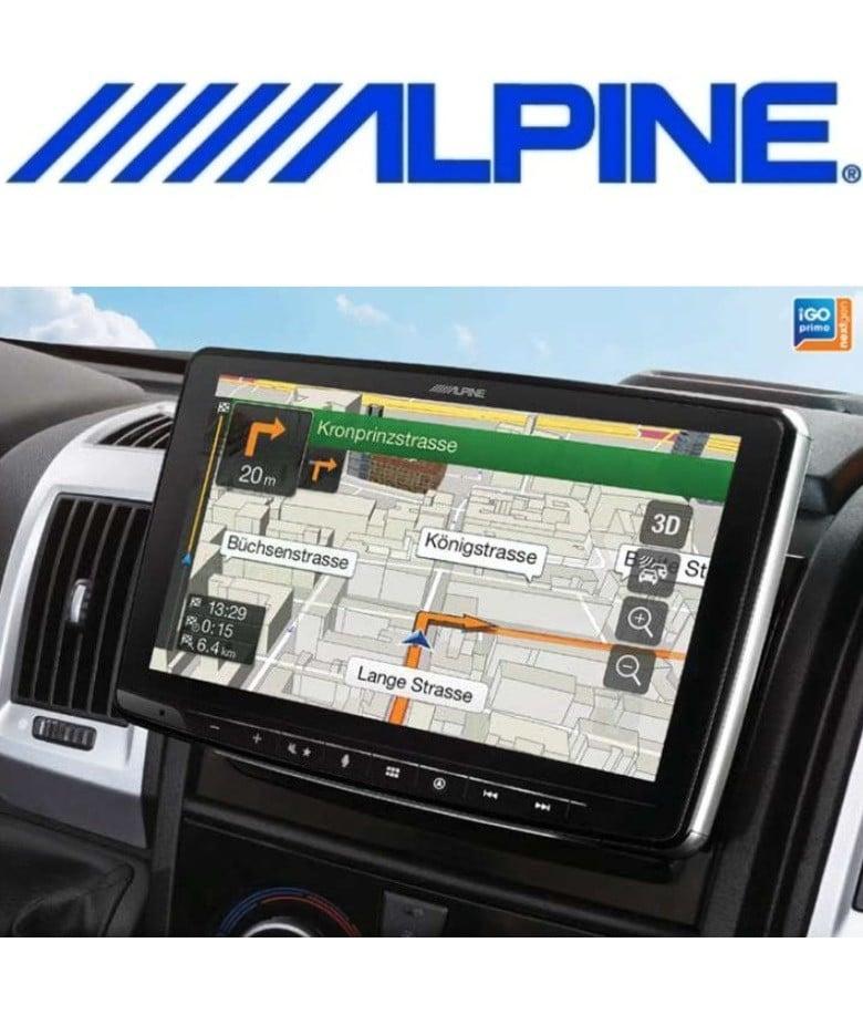 Alpine-INE-F904D