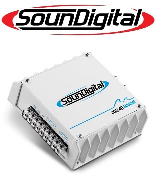 Soundigital SD4004D marine