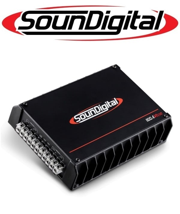Soundigital SD8004D