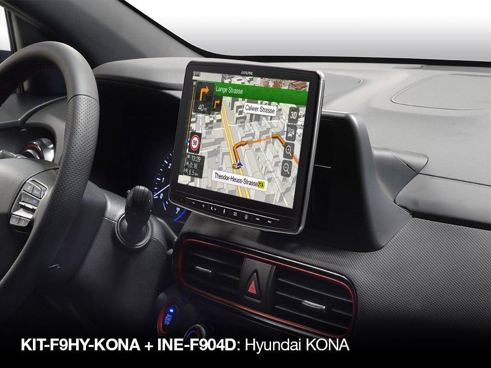 Built-in-iGo-Primo-Navigation-Map-in-Hyundai-Kona_INE-F904D_with_KIT-F9HY-KONA