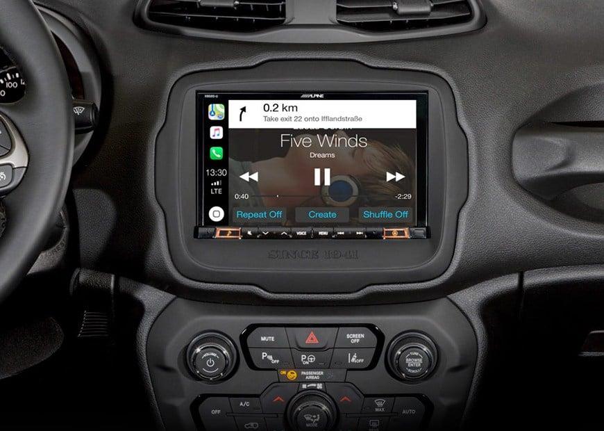 Navigation-System-X802D-U-Apple-CarPlay-Music