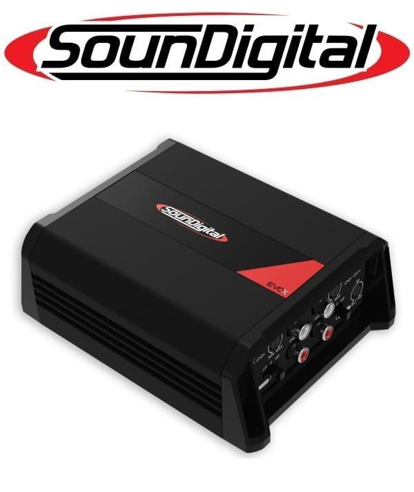 Soundigital 800.4-EVOX