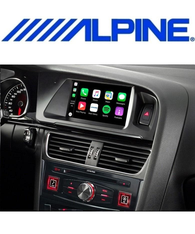 Audi-A5-Navigation-System-X703D-A5-with-Apple-CarPlay1
