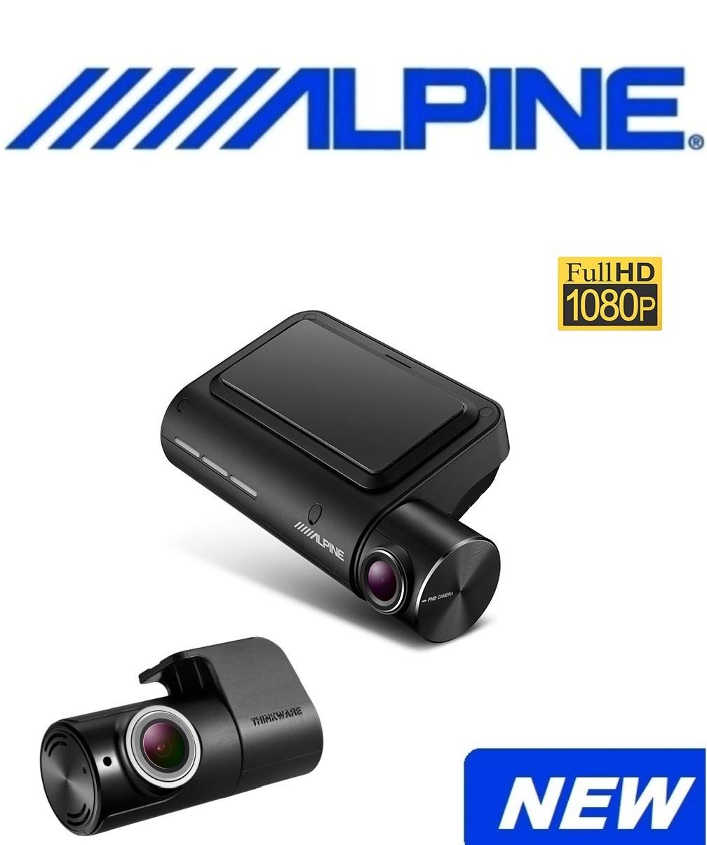DVR-F800PRO_Alpine-ADAS-Dash-Cam_angle_Full_HD1