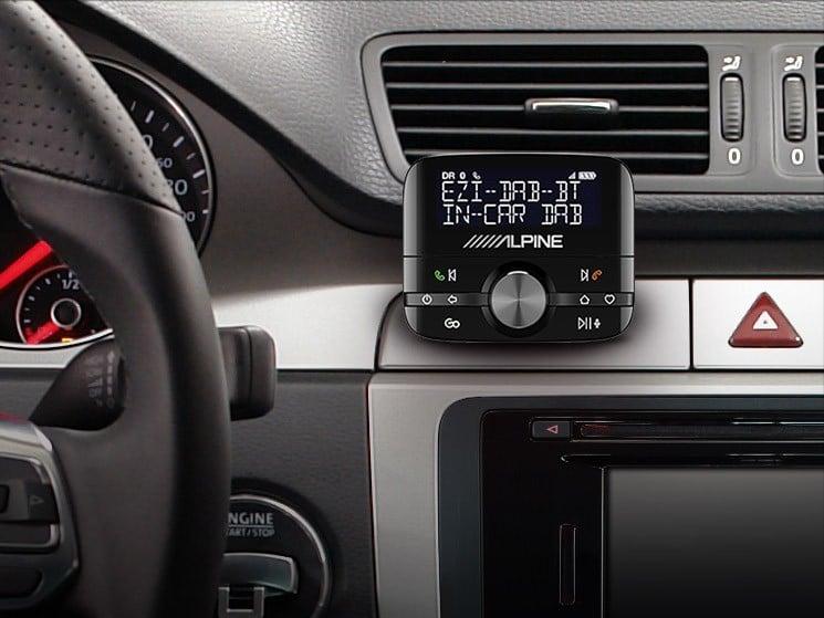 Digital-Radio-Bluetoot-hands-free-function-in-Passat-CC-EZi-DAB-BT