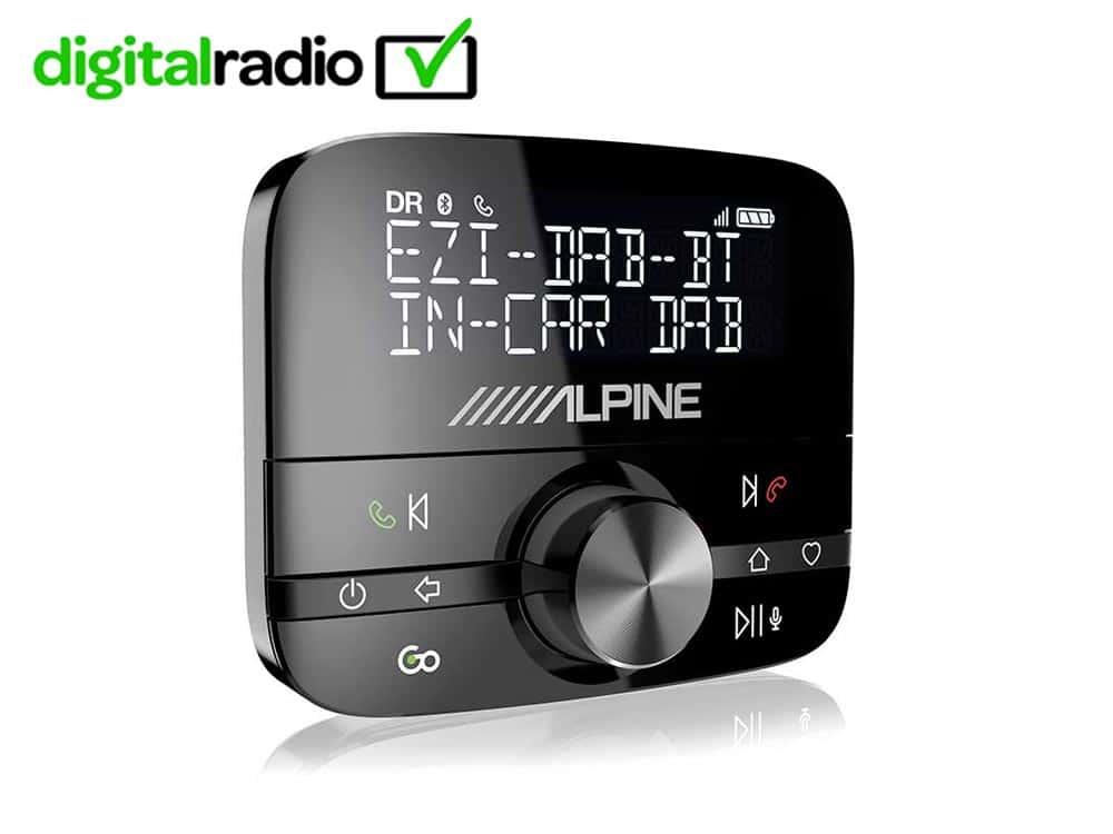 Digital-Radio-DAB_Interface-with-Bluetoot-hands-free-function-EZi-DAB-BT