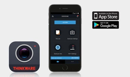Thinkware-Dash-Cam-Mobile-Viewer-app